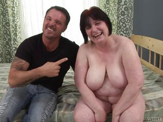 Смотреть порно толстых бабушек