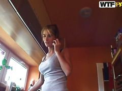 Порно молодой русской пары домашнее видео