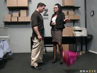 Порно большие сиськи училки