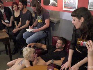 Кастинг порно звезд
